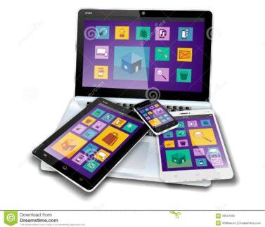 diseño-plano-del-metro-del-diseño-de-los-dispositivos-móviles-33597895